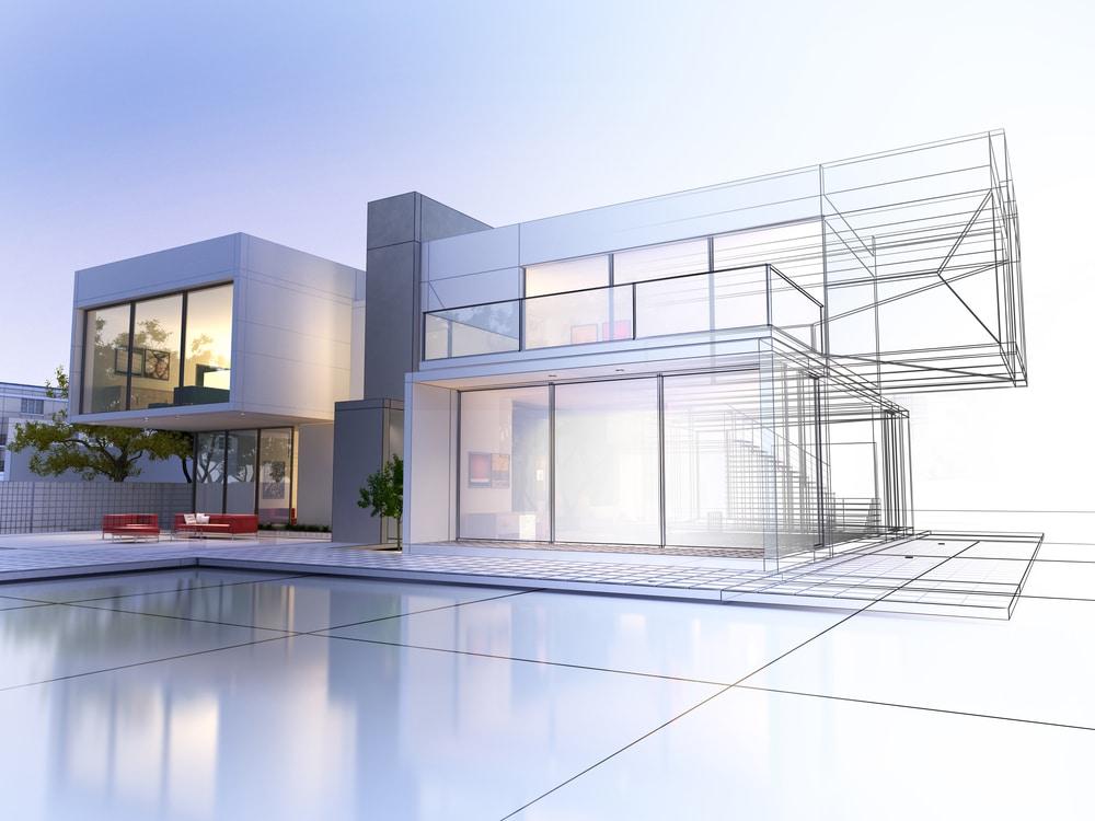 house builder process 3D